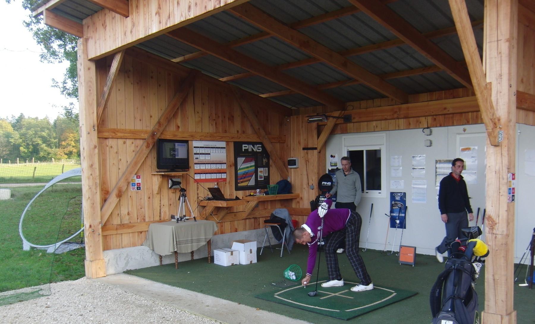 Stage de golf dans notre académie