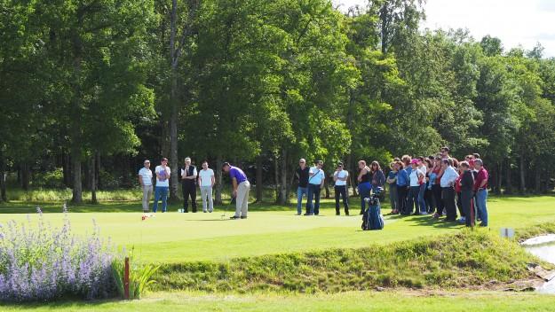 Activité séminaire : Initiation aux plaisirs du golf