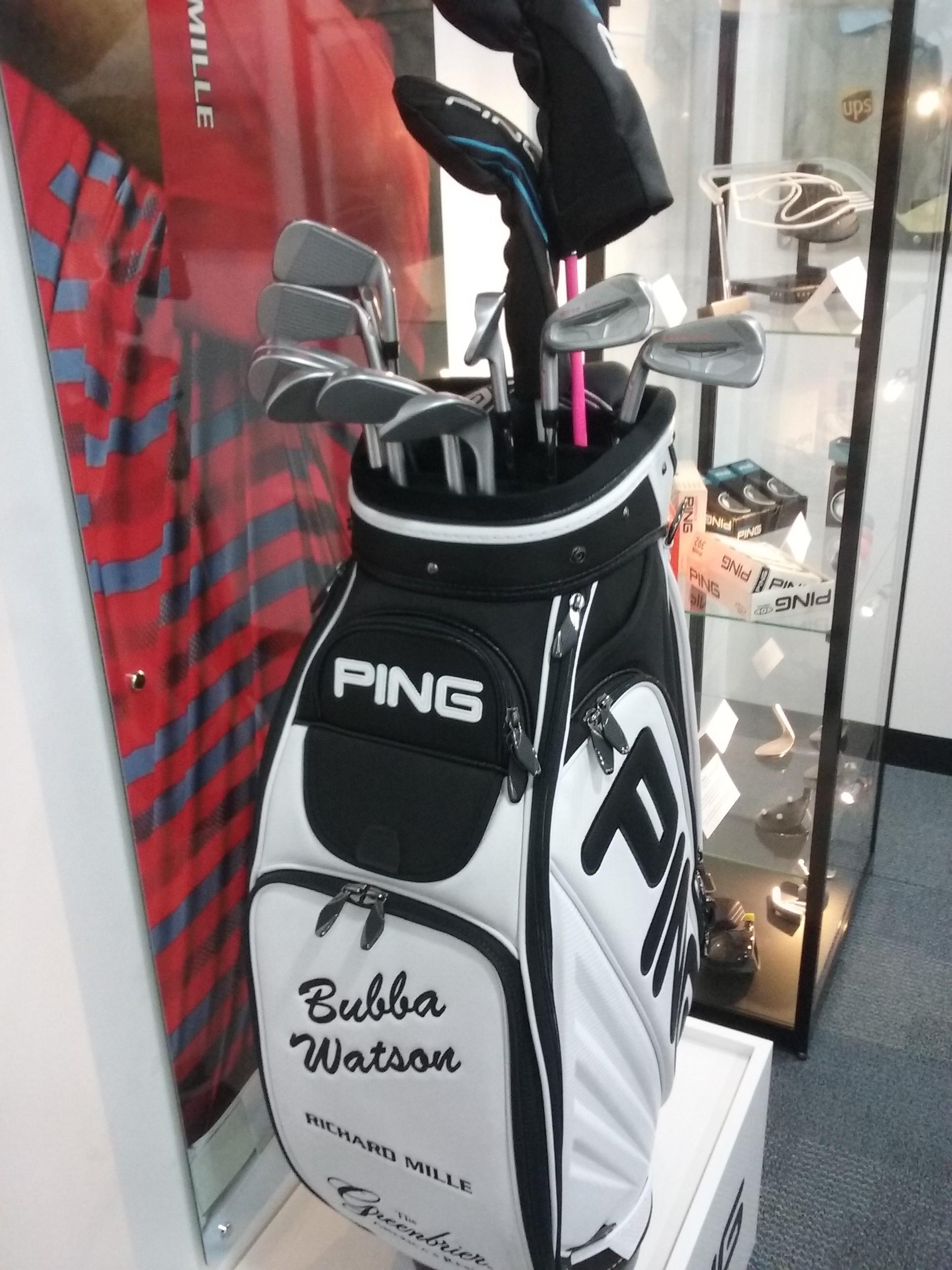 Bubba's bag